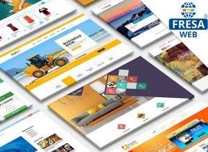 Fresa Web – Responsive Website Design and Development